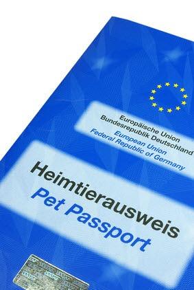 EU Heimtierausweis für Beagle