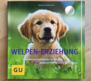 Buch Welpen Erziehung